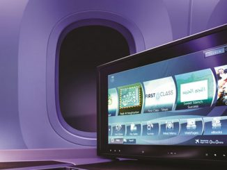 Saudia increases onboard entertainment options