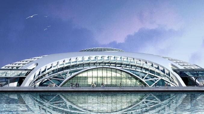 ABC eGates at Shanghai cruise terminals