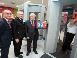 Shannon trials new screening system for U.S flights