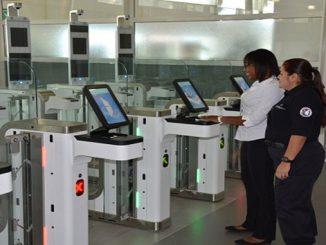 ABC eGates implemented at Princess Juliana in Sint Maarten