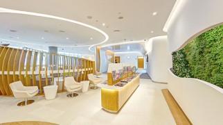 SkyTeam opens new lounge at Dubai