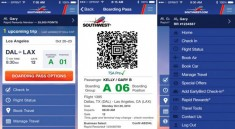 Southwest updates mobile app for iOS users