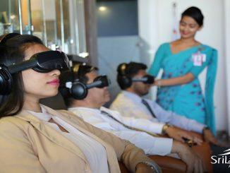 SriLankan VR headsets