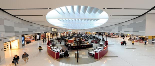 Sydney Airport new digital content platform