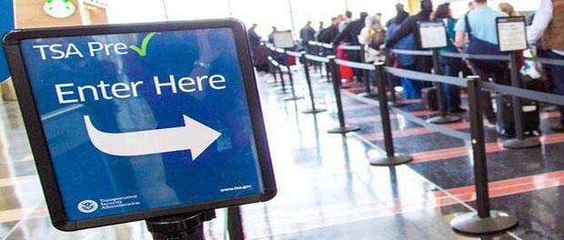 WestJet offers TSA Precheck