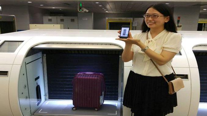 Airport MRT Taipei Main Station to have self bag drop - PASSENGER