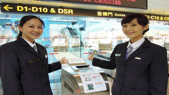 Taiwan's Kaohsiung airport adds new ABC e-Gates
