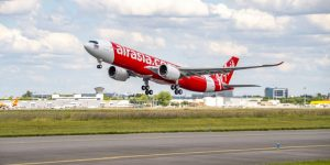 AirAsia receives its first A330neo