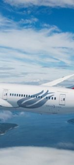 Turkish Airlines receives its first Boeing 787-9 Dreamliner