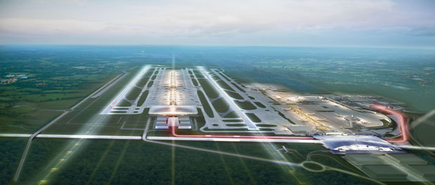 Gatwick says Airports Commission report is inconsistent and flawed