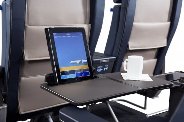 United unveils new first class seat for narrowbody aircraft