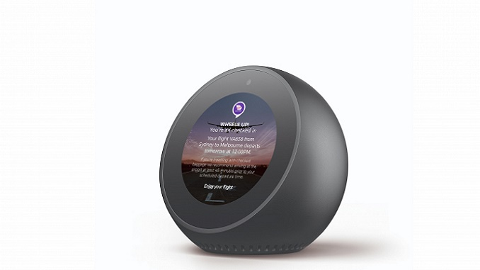 Virgin Australia Alexa
