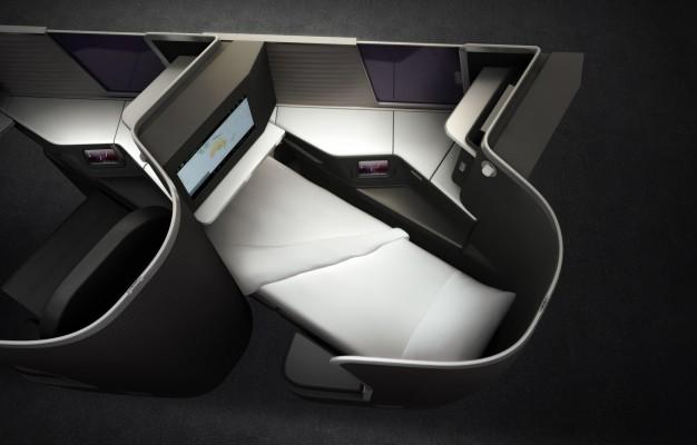 Virgin Australia Business Class 2