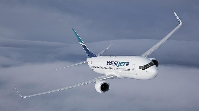 Westjet 737 Next Gen