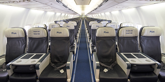 WestJet launches new Plus product