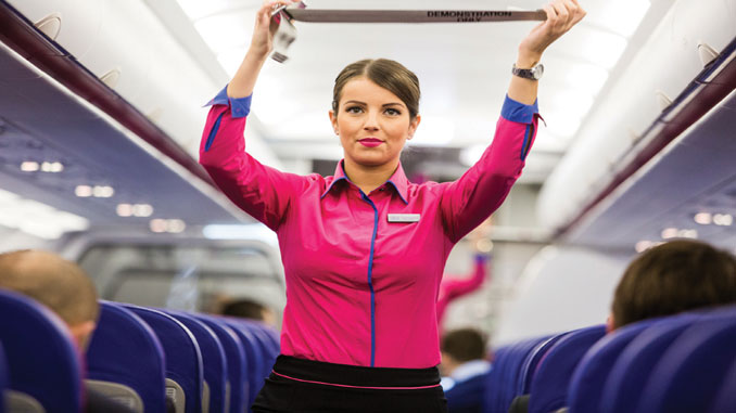 Wizz Air is searching for candidates for  Flight Attendant / Cabin Crew positions for Central and Eastern European bases
