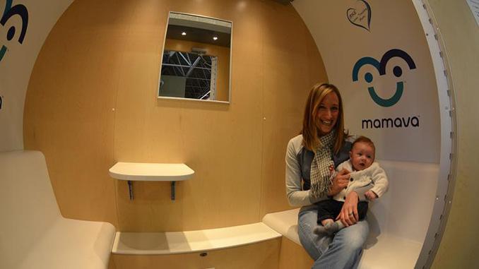 Austin-Bergstrom opens nursing station for mothers