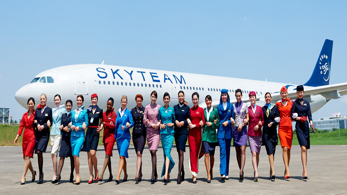SkyTeam launches app to track service performance
