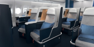 Air France A330 cabin refresh