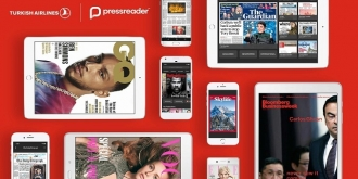 Turkish Airlines offers passengers access to digital media