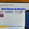 Mumbai Airport offers touchless self-service check-in