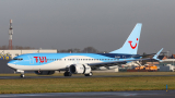 TUI fly Belgium flies first 737 MAX in Europe since 2019