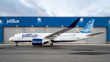 JetBlue first A220-300 enters service