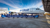 JetBlue takes delivery of its first Airbus A321LR