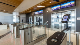 Self-service at new Tom Bradley West terminal at LAX