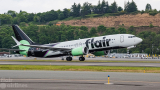 Flair starts flights with Boeing 737-8 MAX