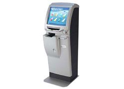 IER 918 CUSS kiosk