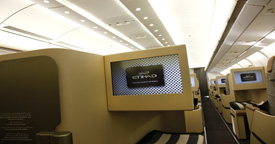 ETIHAD Airways IFE
