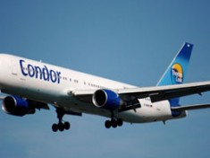 Condor Airlines aircraft