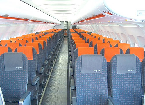 easyJet plans to introduce allocated seating