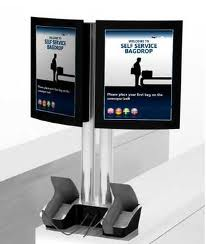 Self-service Bag Drop from DSG systems