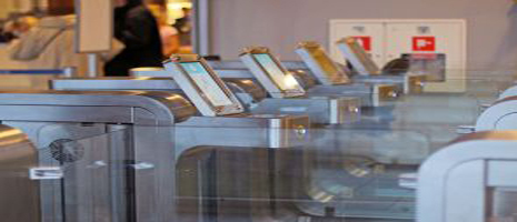 Self scan boarding passes introduced at Riga