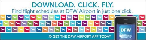 DFW mobile app