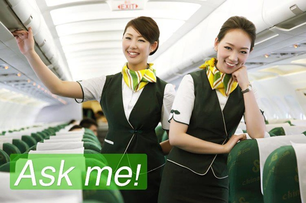 Spring Airlines wants you to buy more than a sandwich on board