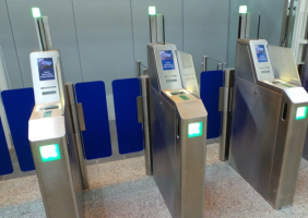 Stansted introduces self scan boarding passes