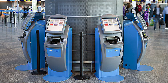 FINAVIA introduces more self-service