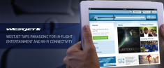 Panasonic inflight entertainment and connectivity