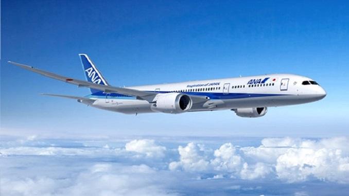 ANA Boeing 787-9