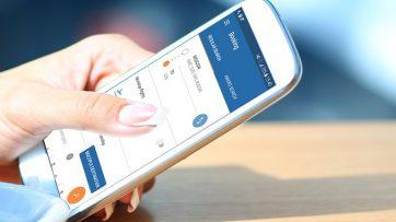 Aeroflot mobile app