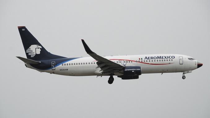 Aeromexico Boeing 737-800
