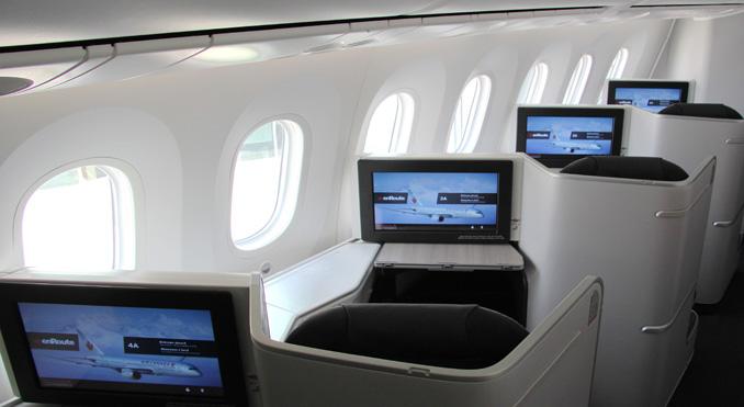Air Canada to Offer In-flight Wi-Fi aboard International Flights