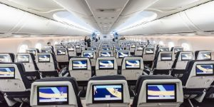 Air France launches live TV on board, in partnership with France 24