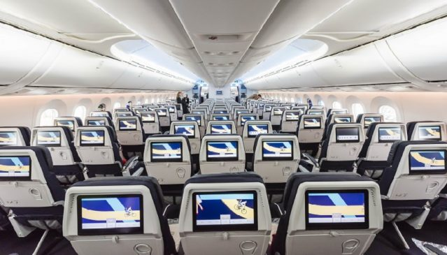 Air France economy