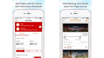 Air India launches new mobile app