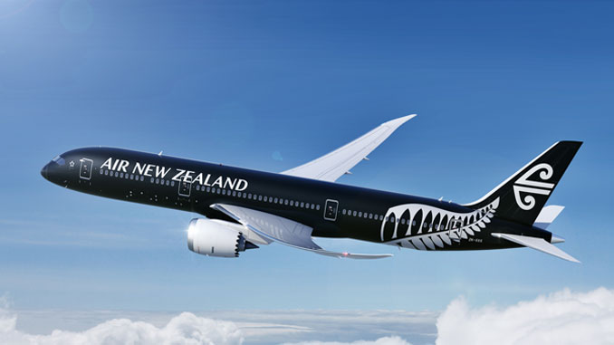 Air New Zealand to introduce inflight Wi-Fi
