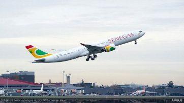 Air Senegal first Airbus A330neo